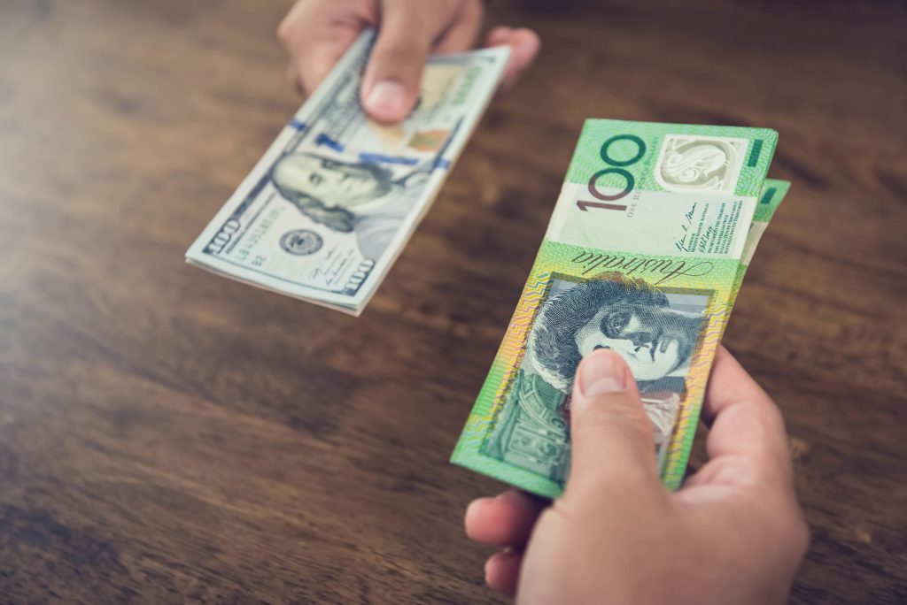 How do Australian lenders view USD currency when applying for an Australian mortgage